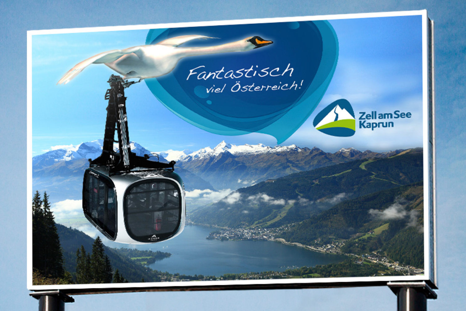 Zell am See Kampagne