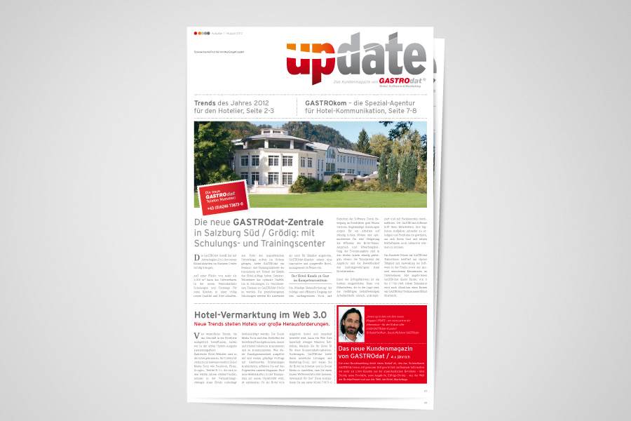 Update – Gastrodat Zeitung