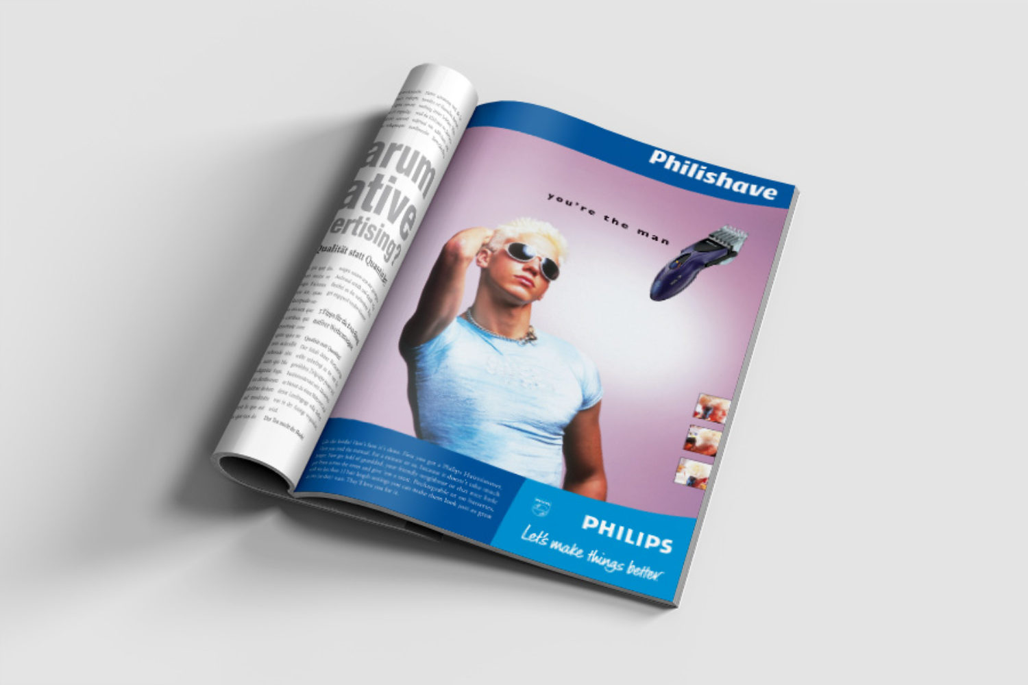 Philips Haircutter