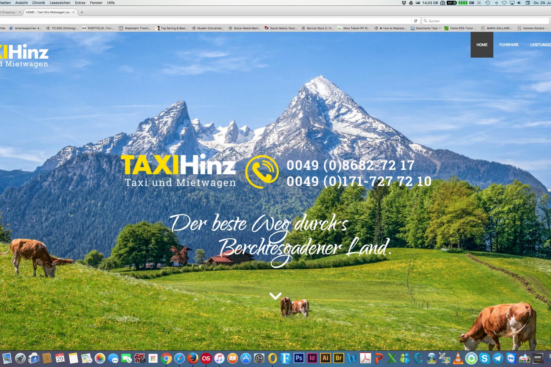TAXI HINZ