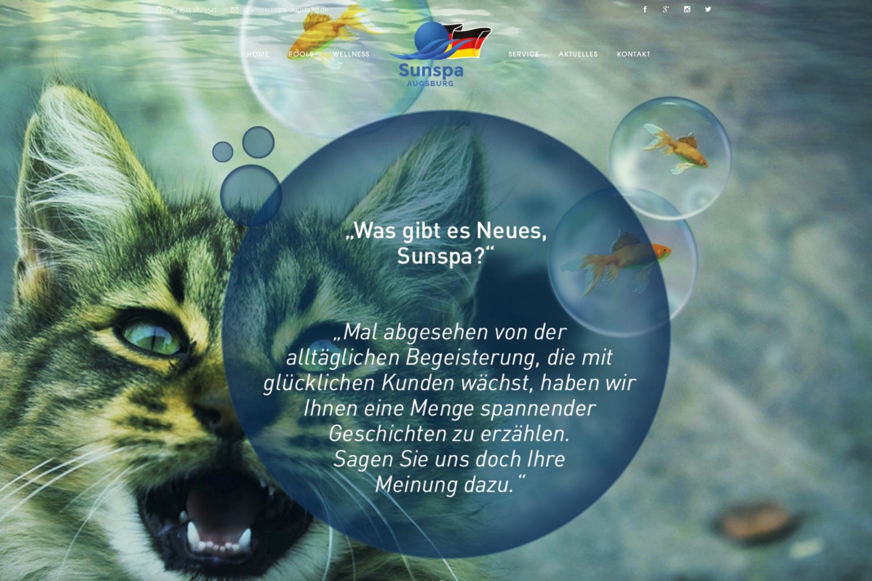 SUNSPA-AUGSBURG WHIRLPOOLS